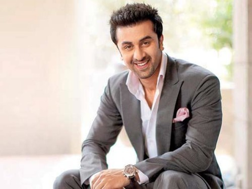 Sweet Smile Of Ranbir Kapoor
