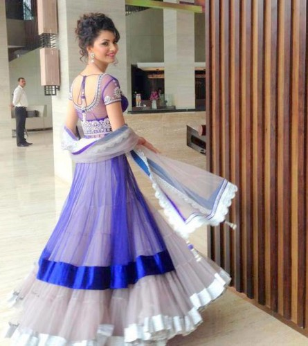Urvashi Rautela In Beautiful Dress