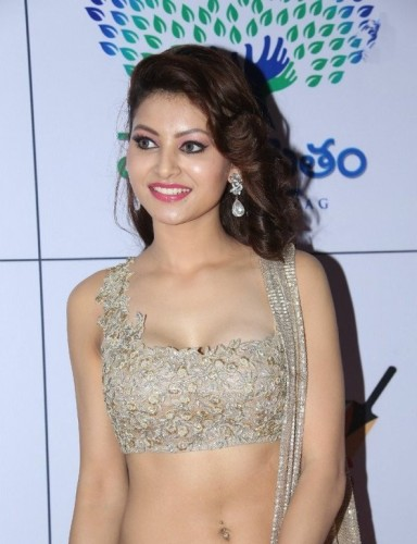 Urvashi Rautela Looking Gorgeous,