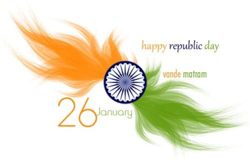 Vande Matram Happy Republic Day