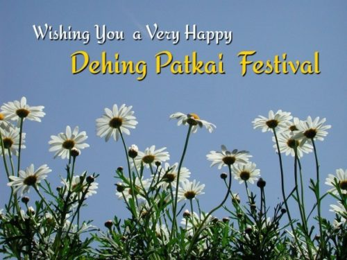 Wishing you Dehing Patkai Festival