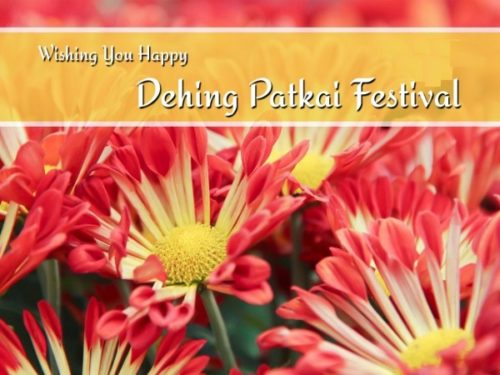 Wishing you Happy Dehing Patkai Festival