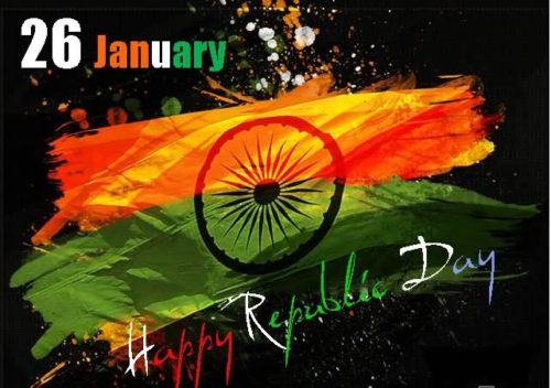 Wishining You Happy Republic Day