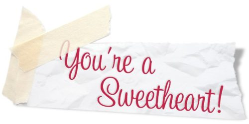 You Are A Sweet Heart
