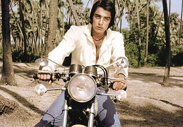 Young Looking Sanjay Dutt