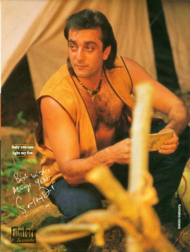 Young Looks OF Sanjay Dutt