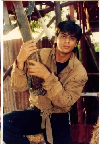 Young Looks OF Shahrukh Khan