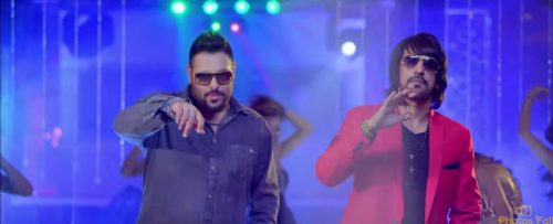 ashok-masti-and-badshah-both-are-dancing