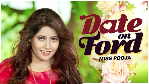 Miss Pooja In New Song Date On Ford