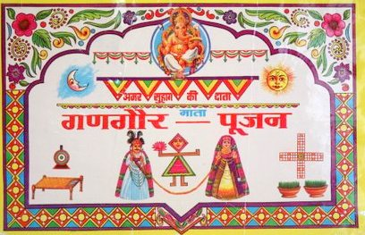 Image result for gangaur Pooja