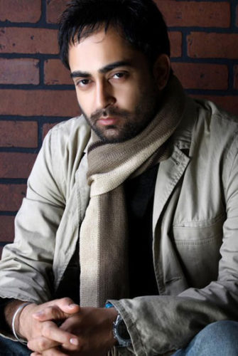 sharry-mann